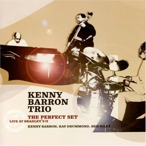 Kenny Trio Barron Perfect Set Live At Bradley's