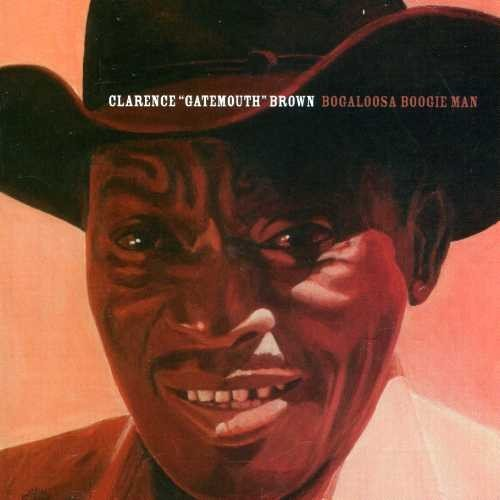 Clarence Gatemouth Brown Bogaloosa Boggie Man