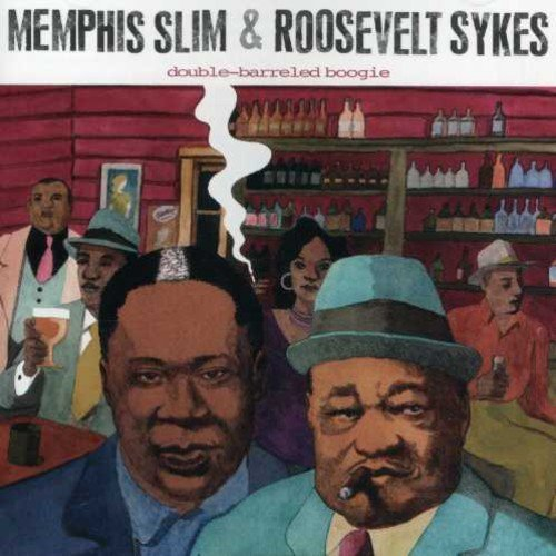 Memphis Slim & Roosevelt Sykes Double Barreled Boogie