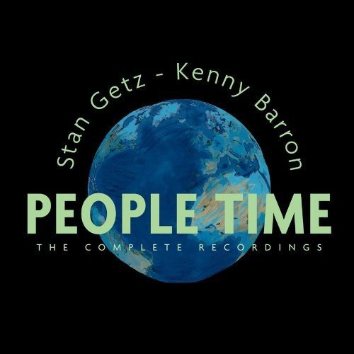 Stan & Kenny Barron Getz People Time The Complete Recor 7 CD