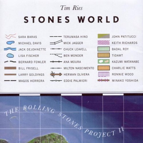 Tim Ries Stones World The Rolling Ston