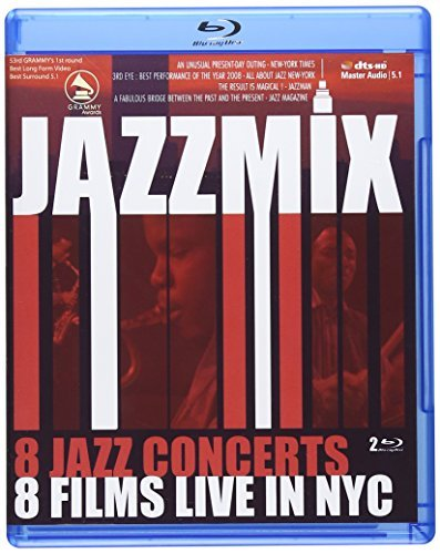 Jazzmix Live In Nyc Blu Ray