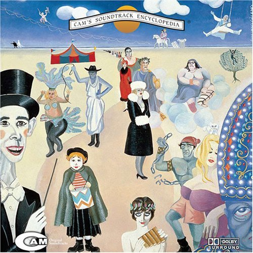 Various Artists Tutto Fellini 2 CD Set