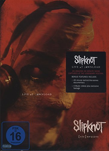 Slipknot (sic)nesses Explicit Version 2 DVD