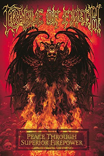 Cradle Of Filth Peace Through Superior Firepow Explicit Version