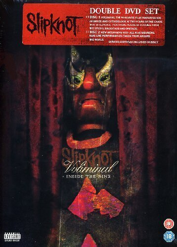 Slipknot Voliminal Inside The Nine Explicit Version 2 DVD