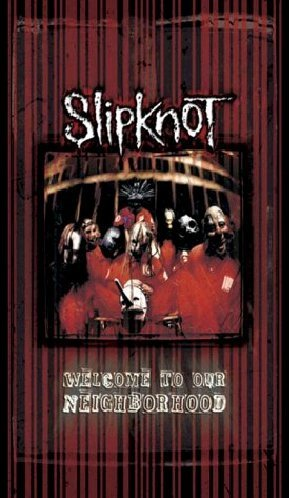 Slipknot Welcome To Our Neighborhood Explicit Version Jewel Case