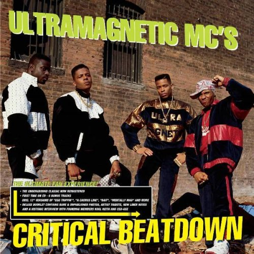 Ultramagnetic Mc's Critical Beatdown Critical Beatdown