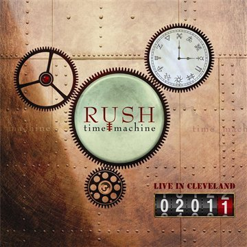 Rush Time Machine 2011 Live In Clev
