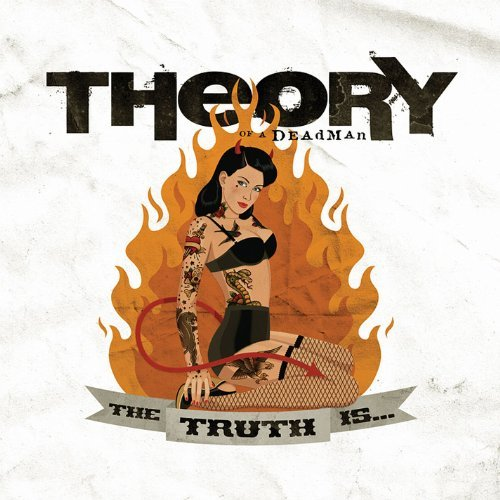 Theory Of A Deadman Truth Is Clean Version Special Ed.