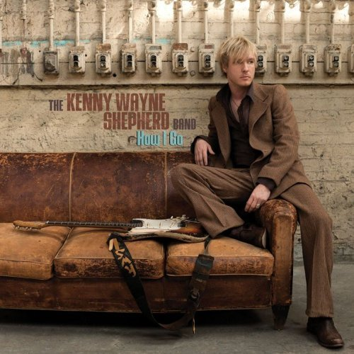 Kenny Wayne Band Shepherd How I Go (lp)