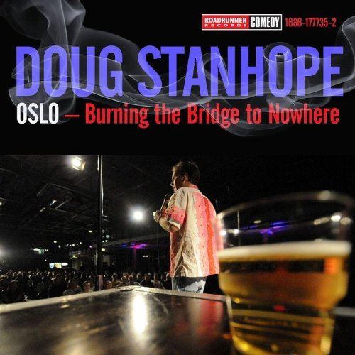 Doug Stanhope Oslo Explicit Version Incl. DVD