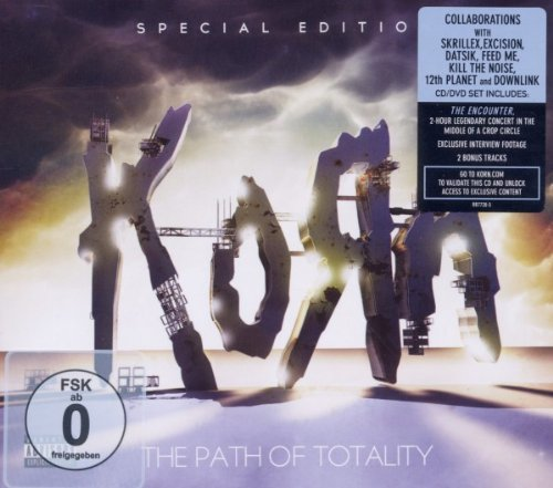 Korn Path Of Totality Special Editi Explicit Version Special Ed. Incl. DVD