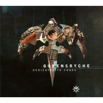 Queensrÿche Dedicated To Chaos Special Ed.