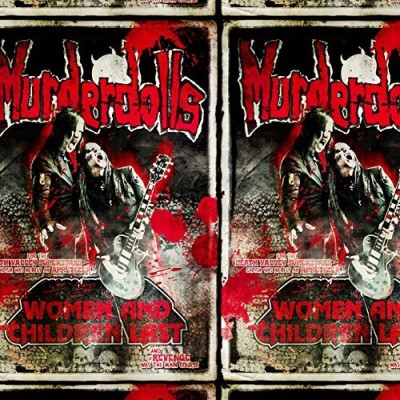 Murderdolls Women & Children Last Explicit Version Special Ed. Incl. DVD