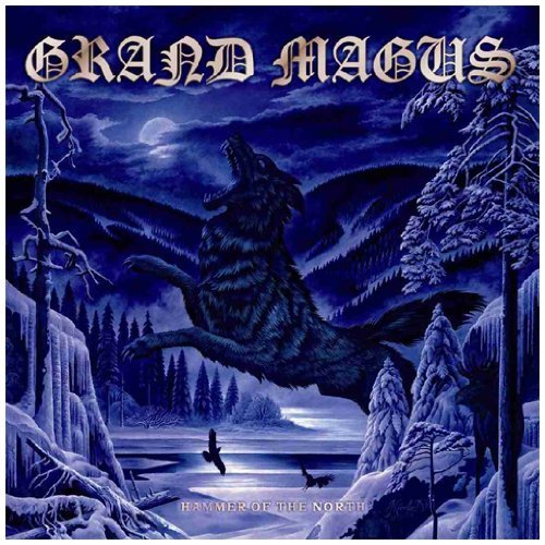 Grand Magus Hammer Of The North Import Eu