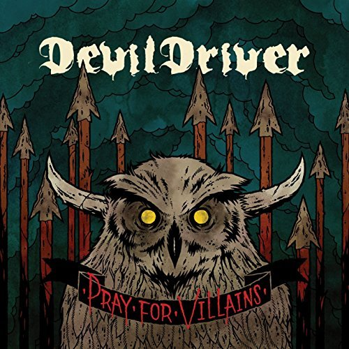 Devildriver Pray For Villains Explicit Version Incl. Bonus DVD