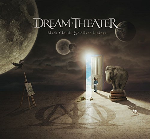 Dream Theater Black Clouds & Silver Linings Deluxe Ed. 3 CD
