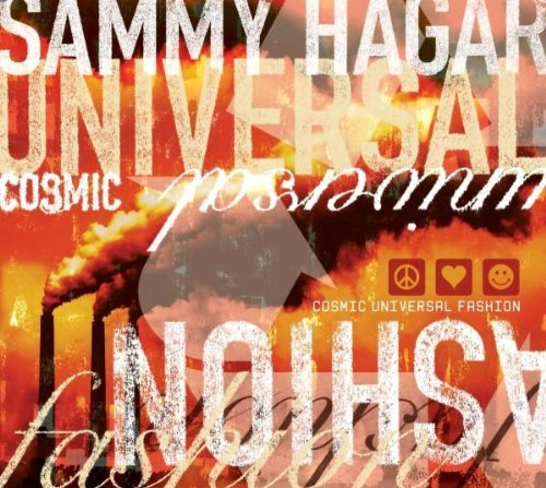 Sammy Hagar Cosmic Universal Fashion