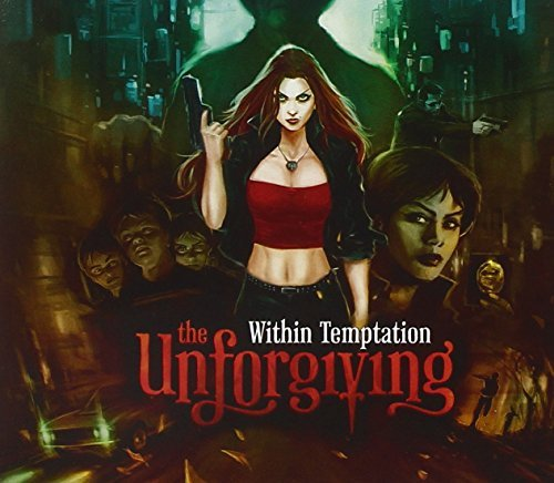 Within Temptation Unforgiving Special Ed. Incl. DVD