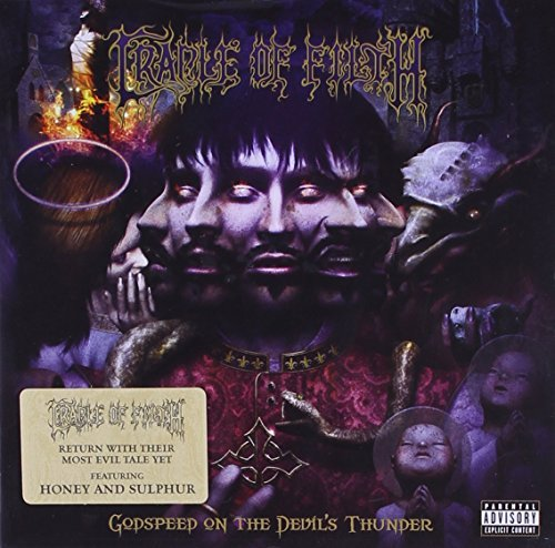 Cradle Of Filth Godspeed On The Devil's Thunde Explicit