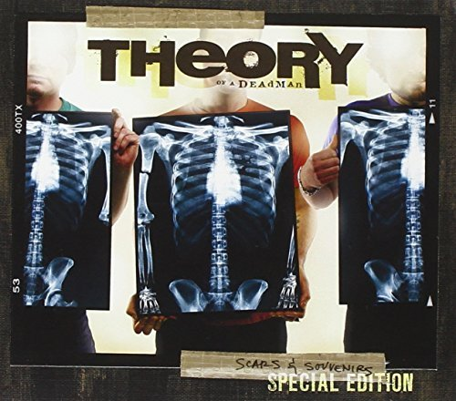 Theory Of A Deadman Scars & Souvenirs Clean Version Special Ed. Incl. DVD