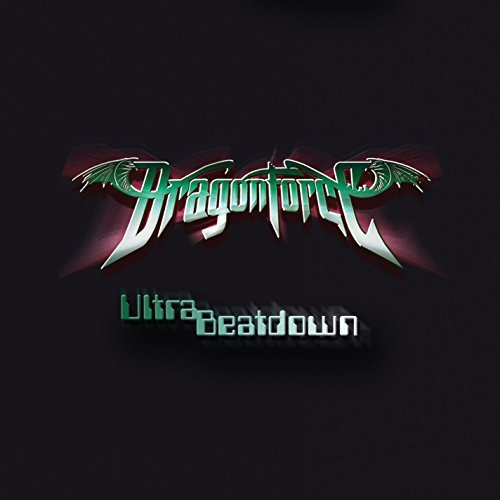 Dragonforce Ultra Beatdown Incl. Bonus DVD Tracks