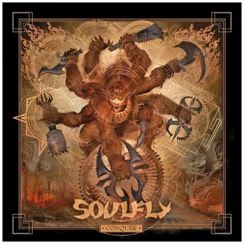 Soulfly Conquer Explicit Version