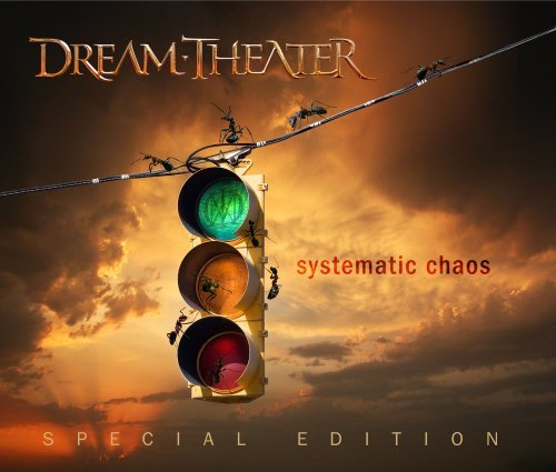Dream Theater Systematic Chaos Incl. Bonus DVD