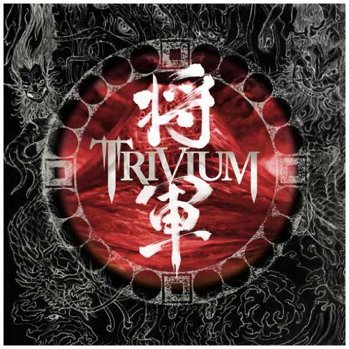 Trivium Shogun Deluxe Explicit Version Incl. Bonus DVD