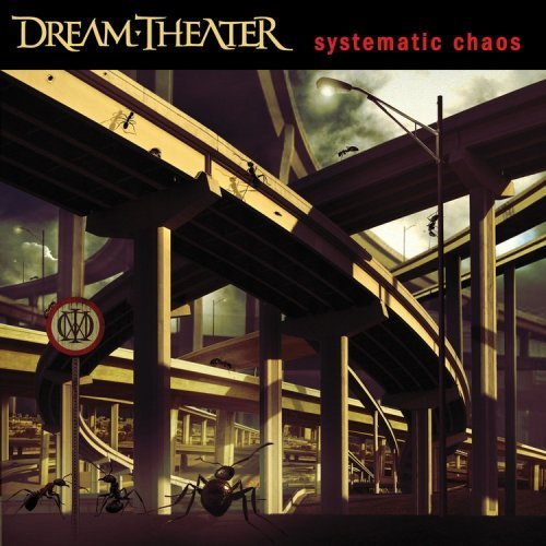Dream Theater Systematic Chaos 2 Lp Set