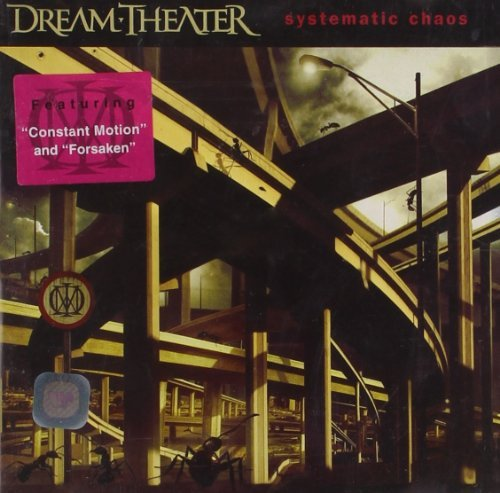 Dream Theater Systematic Chaos