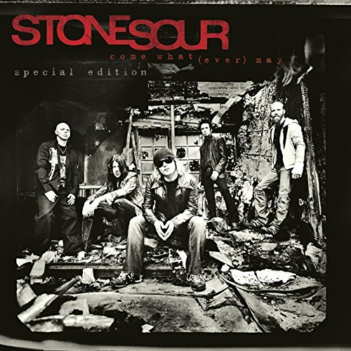 Stone Sour Come What(ever) May Explicit Version Special Ed. Incl. Bonus DVD