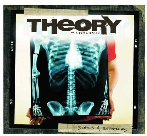 Theory Of A Deadman Scars & Souvenirs Explicit Version