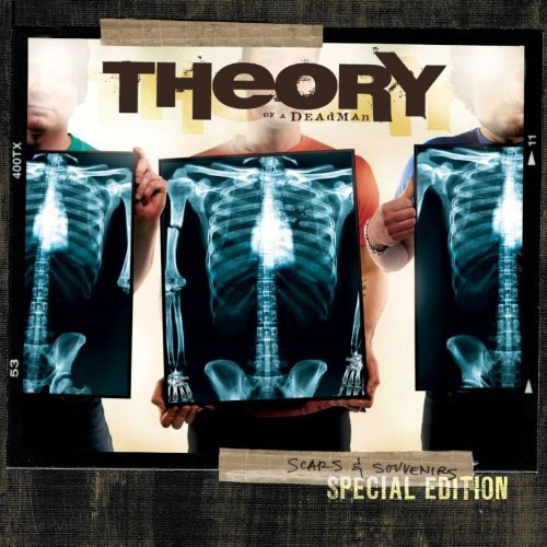 Theory Of A Deadman Scars & Souvenirs Explicit Version Special Ed. Incl. DVD