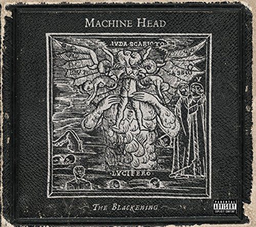 Machine Head Blackening Explicit Version Special Ed. Incl. Bonus DVD