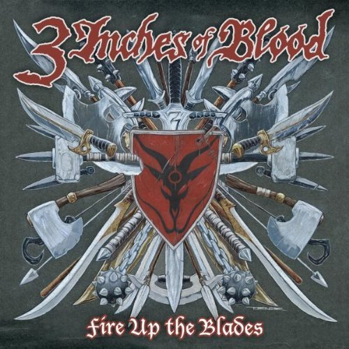 3 Inches Of Blood Fire Up The Blades