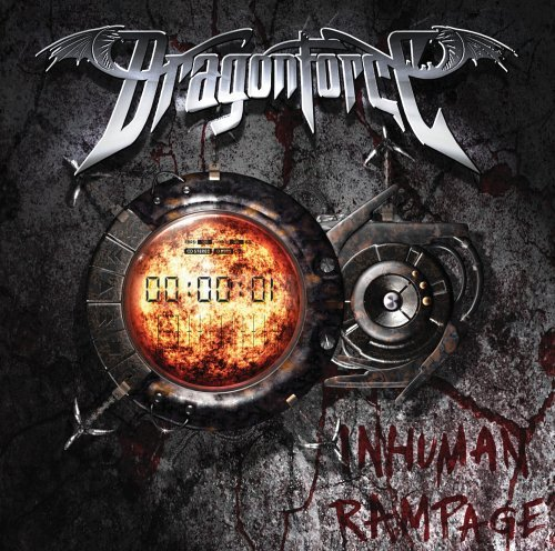 Dragonforce Inhuman Rampage