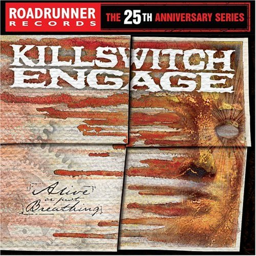 Killswitch Engage Alive Or Just Breathing 2 CD Set