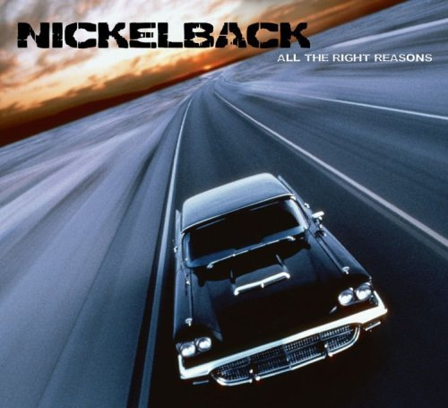 Nickelback All The Right Reasons Special Ed. Incl. Bonus DVD Bonus Tracks