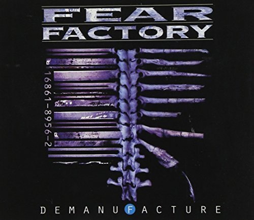 Fear Factory Demanufacture Explicit Version 2 CD Set