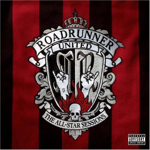 Roadrunner United All Star Session Explicit Version Incl. Bonus DVD