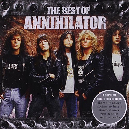 Annihilator Best Of Annihilation