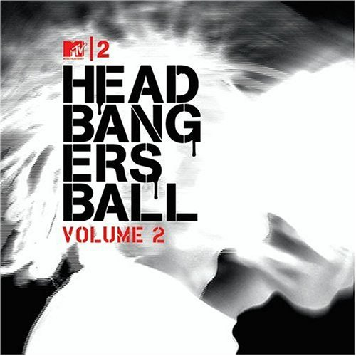 Mtv2 Headbangers Ball Vol. 2 Headbangers Ball Slipknot Korn Killswitch 2 CD Set