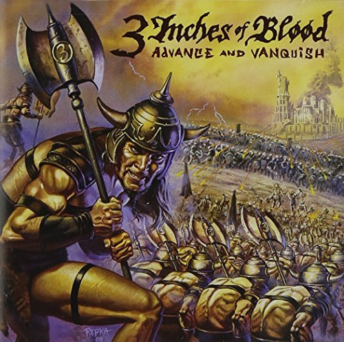 3 Inches Of Blood Advance & Vanquish