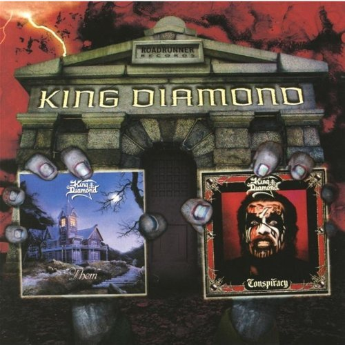 King Diamond Conspiracy Them Two From The Vault