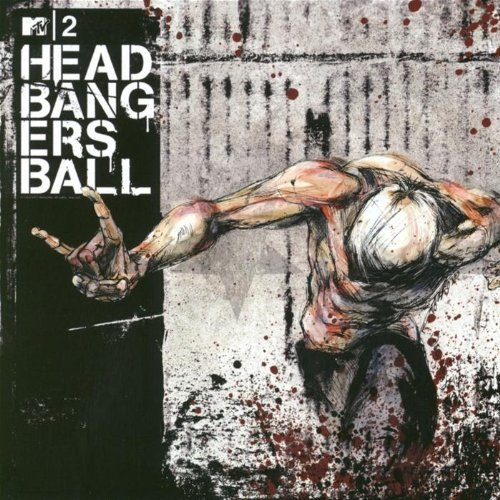 Mtv2 Headbangers Bal Mtv2 Headbangers Bal 2 CD Set
