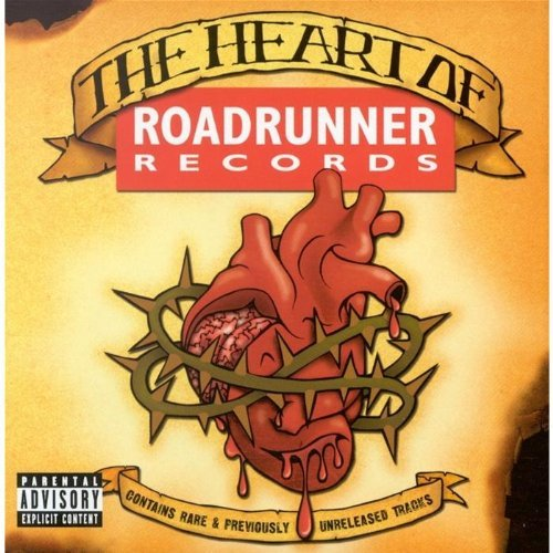 Heart Of Roadrunner Records Heart Of Roadrunner Records Explicit Version Stone Sour Life Of Agony