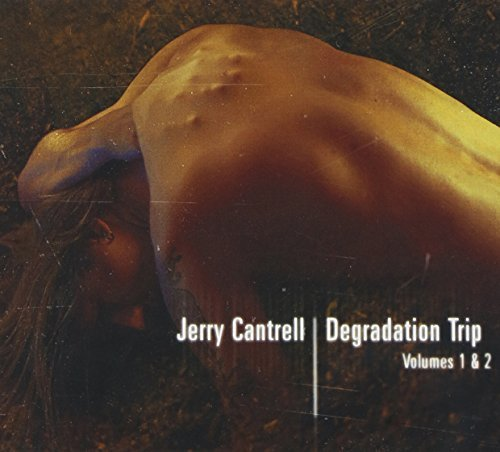 Jerry Cantrell Vol. 1 2 Degradation Trip 2 CD Set