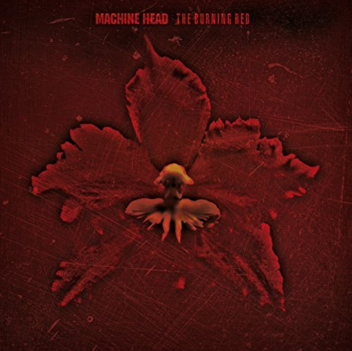 Machine Head Burning Red